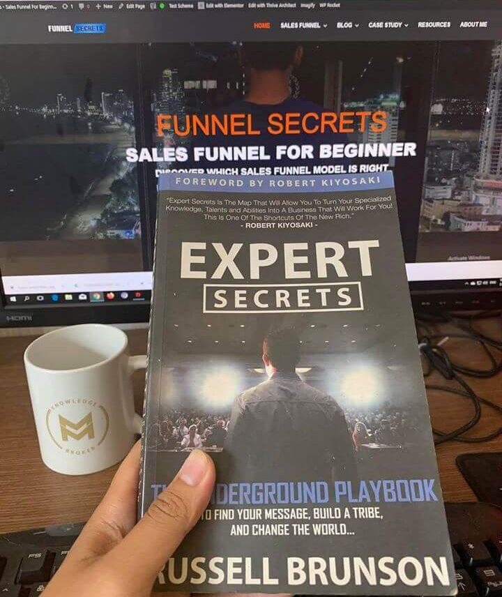 Expert secrets book review paperback e1583119681671