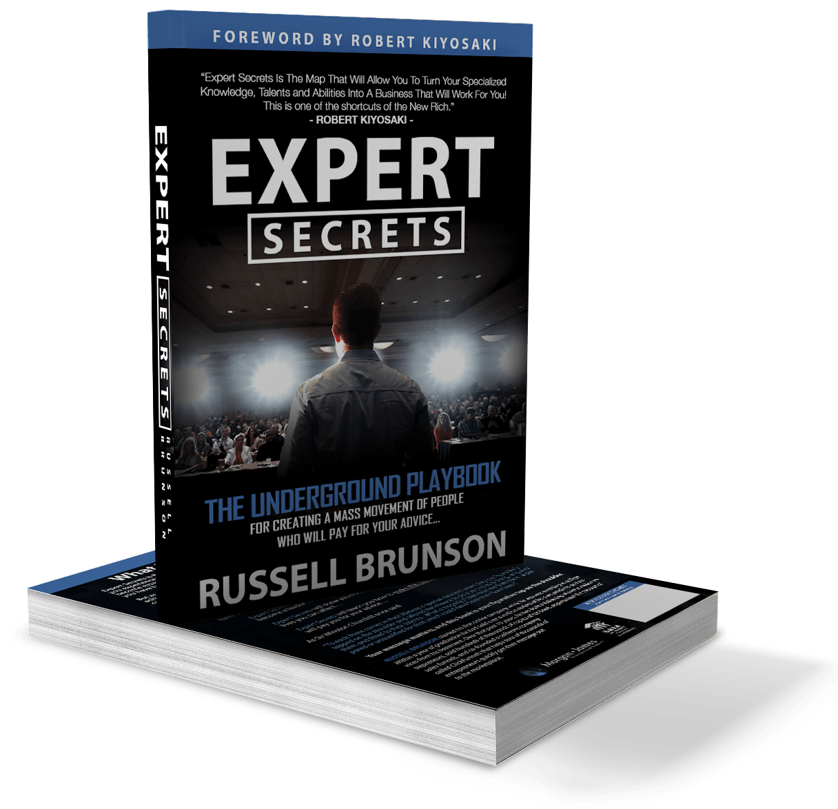 Expert secrets book review - summary