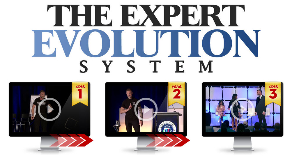 expert secrets book review upsell Expert Evolution system