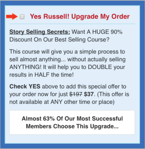 Expert Secrets book order form