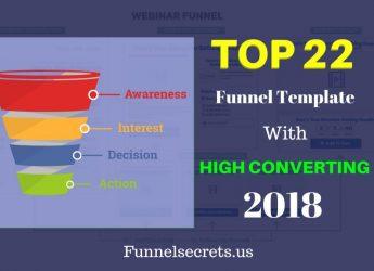 Clickfunnels - sales funnel examples
