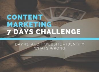 Content marketing challenge_ Audit website