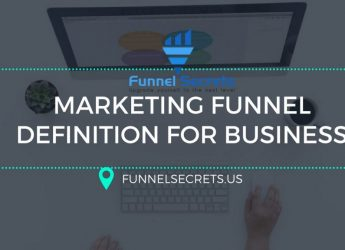 Marketing funnel definition for business