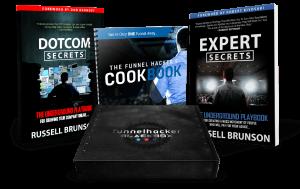 funnel hacker cook book