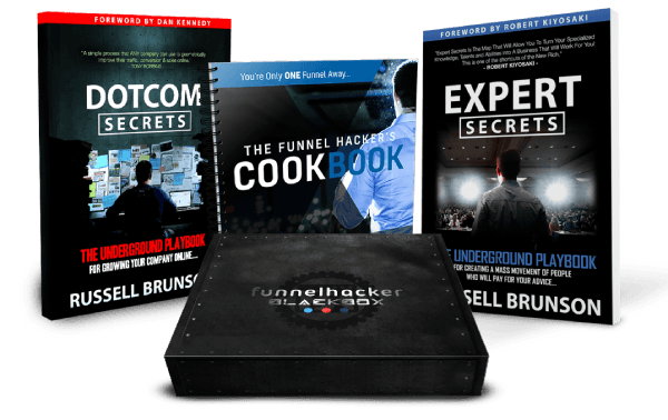 funnel hacker cook book