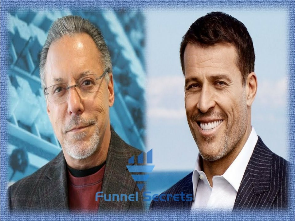 tony robbis and jay abraham - customer life value