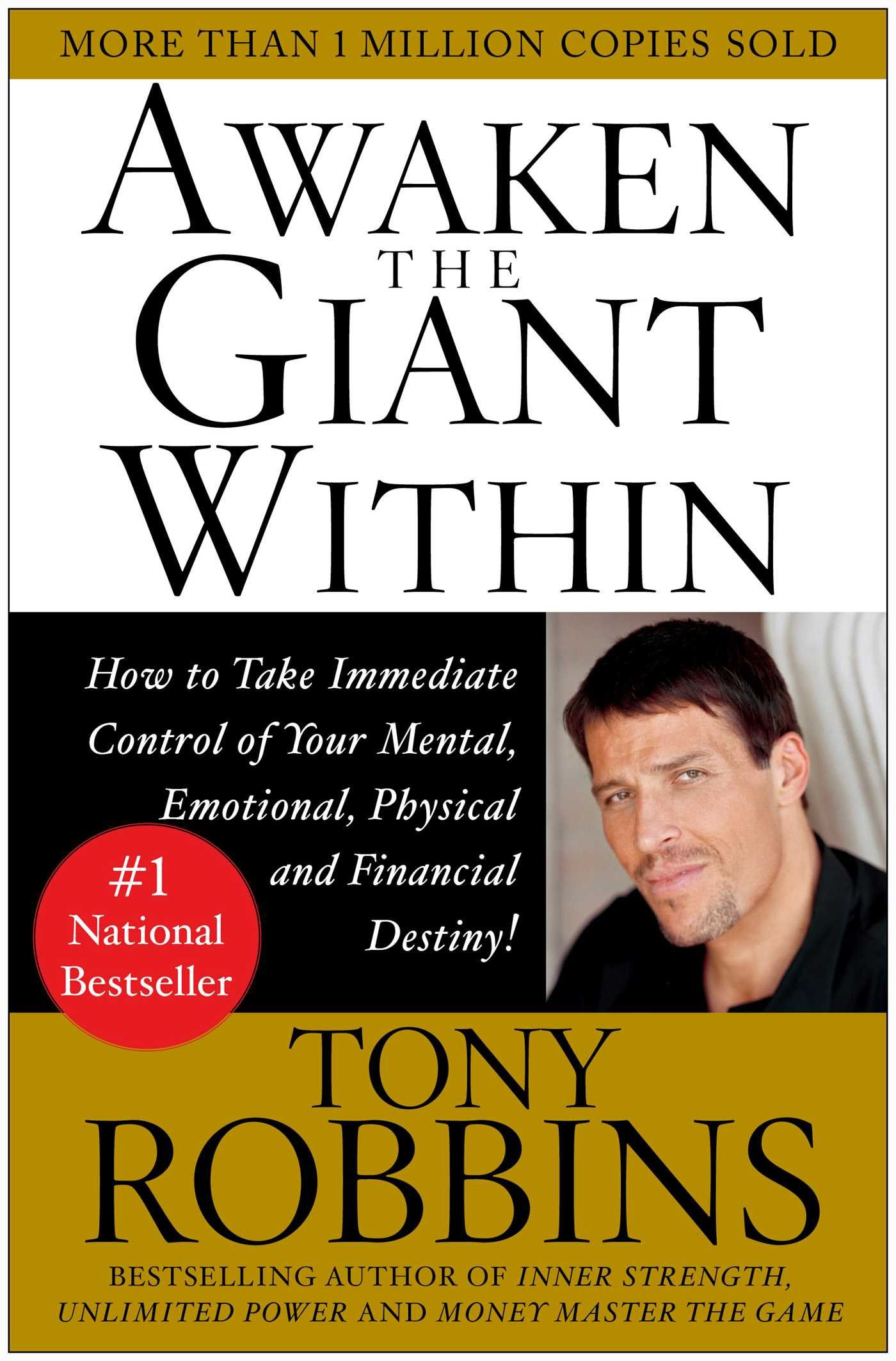 tony robbins sales funnel example Awaken The Giant Within Book
