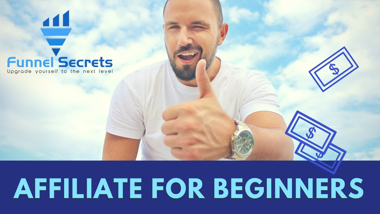 Affiliate marketing for beginers - Clickfunnels affiliate program