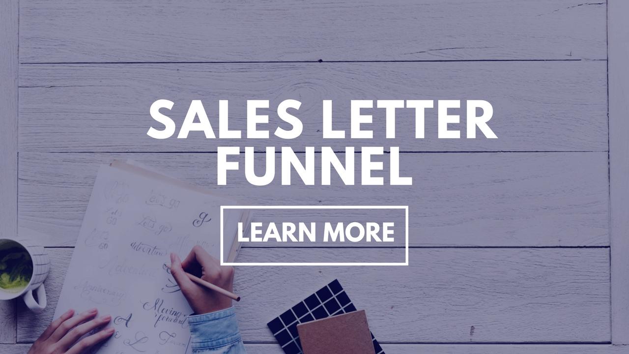 Sales Letter Funnel Funnel hacker cookbook review Buyer Funnel