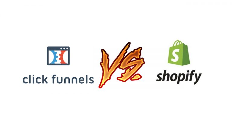 Clickfunnels vs Shopify For Dropshipping Funnel Secrets