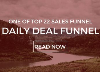 Daily Deal Funnel - Funnel Hacker Cookbook by Russell Brunson