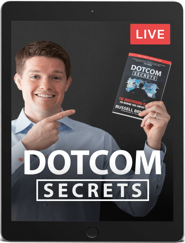 Dotcom secrets live training