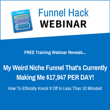 Funnel hack webinar - funnel secrets