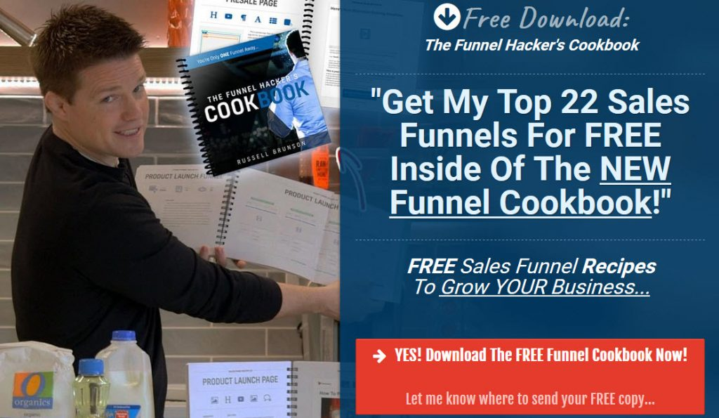 Funnel hacker's cookbook free download page
