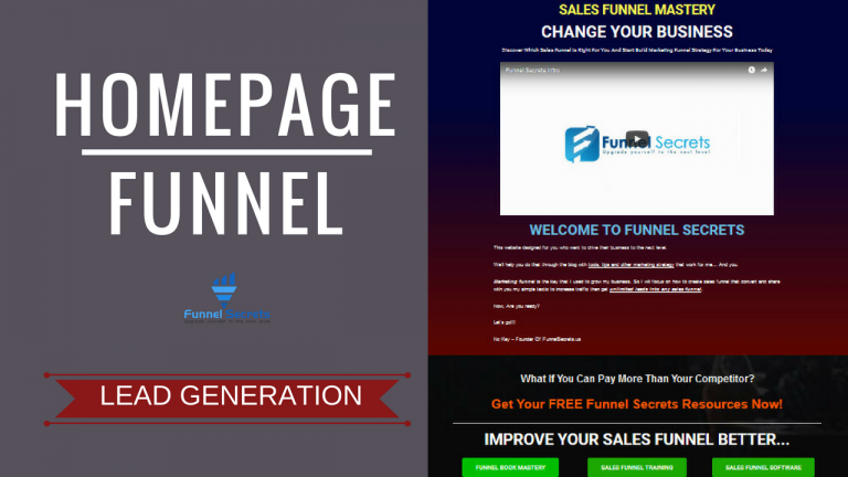 Homepage Funnel Lead Generation Strategies Without Spend Money