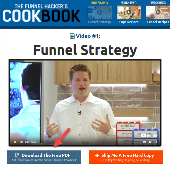download clickfunnels cookbook pdf