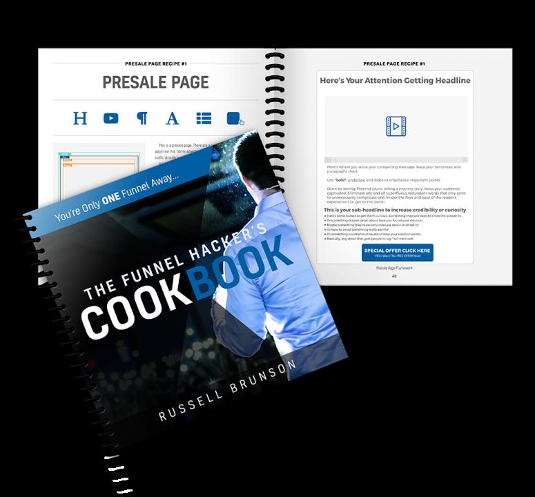 funnel hacker's cookbook pdf version