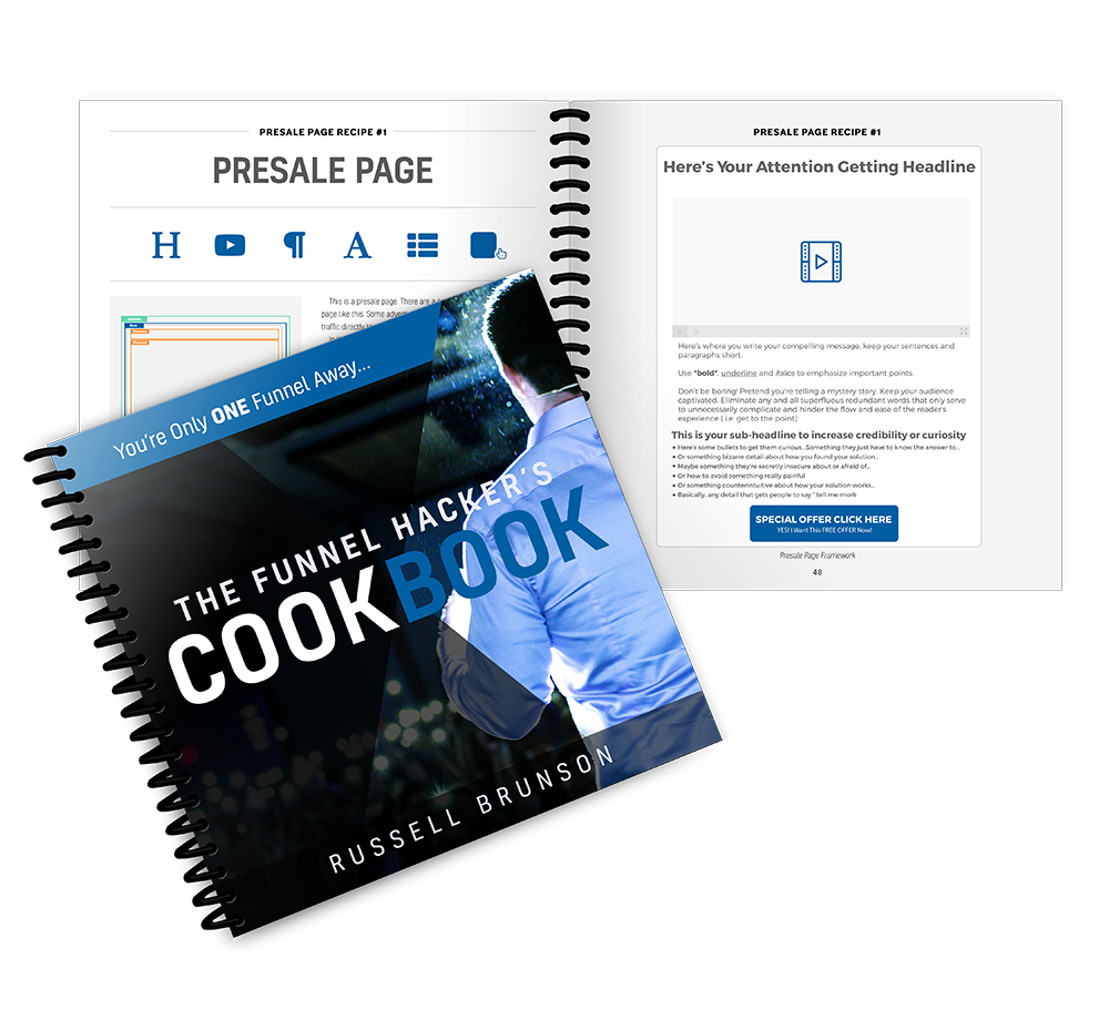 funnel hacker's cookbook pdf version