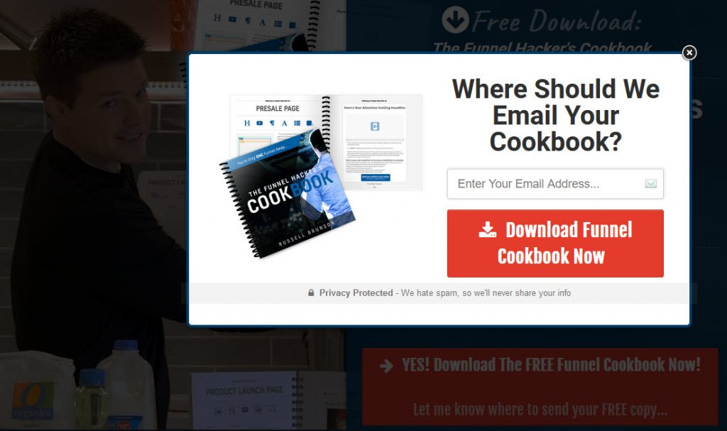 sign up to download your sales funnel template