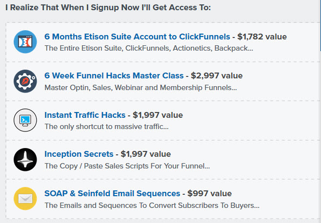 Funnel Hacking Master Class - Funnel Secrets