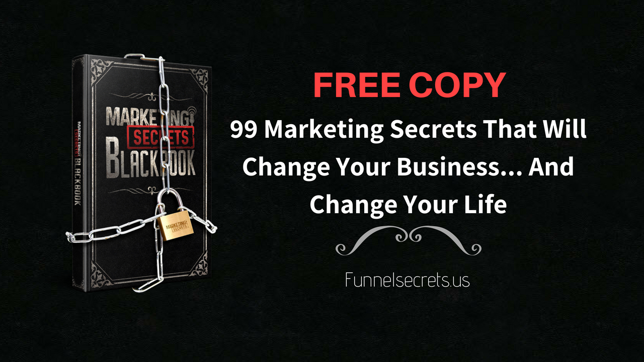 Marketing Secrets Podcast Blackbook - Russell Brunson FREE Download