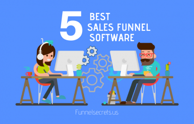 Sales Funnel Software - Funnel Secrets