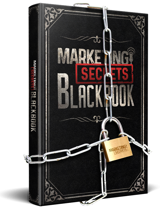 marketing secrets blackbook Russell Brunson