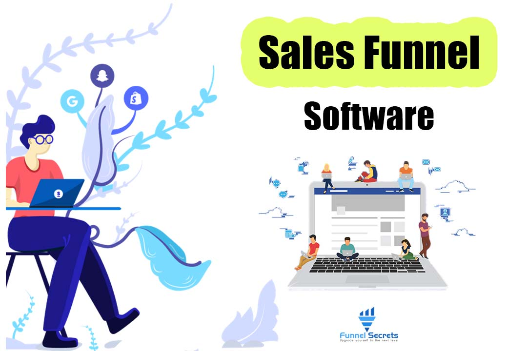 sales funnel software - tools for funnel