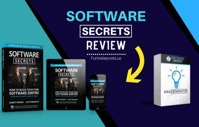 software secrets book review - how to create your own software program