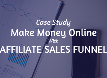 Case Study Selling The eSCAPE book with affiliate marketing funnel