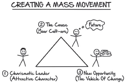 Expert secrets creating a mass movement