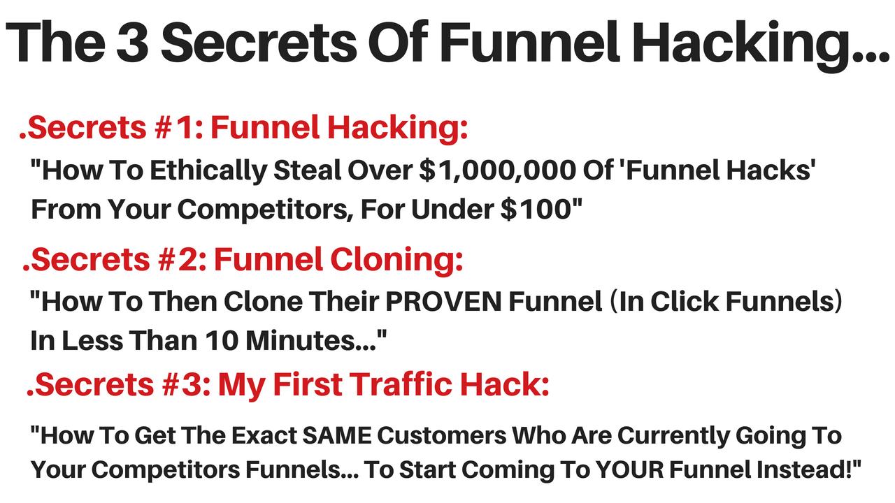 Funnel Hack webinars