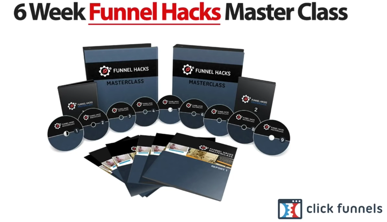 Funnel hack masterclass bonus another tool