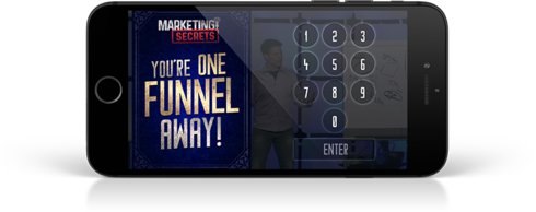 Funnel hacking live event - you're one funnel away
