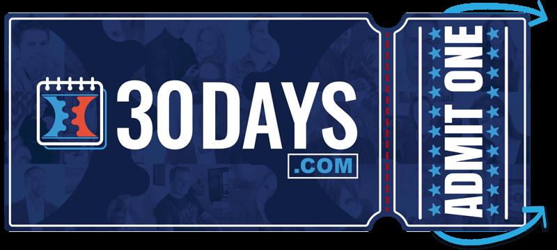 30 days interview series