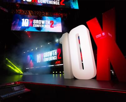 10X GrowthCon tickets