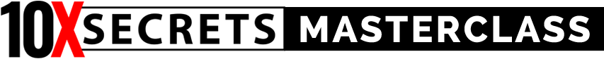 10x secrets masterclass logo