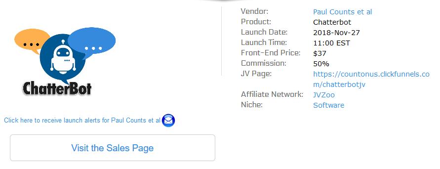 affiliate product launch - funnel secrets