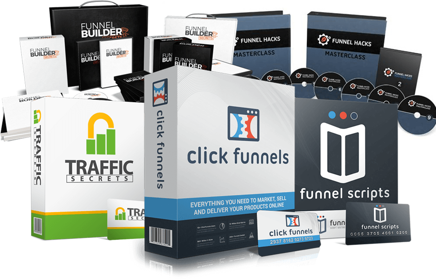 Clickfunnels funnel builder secrets