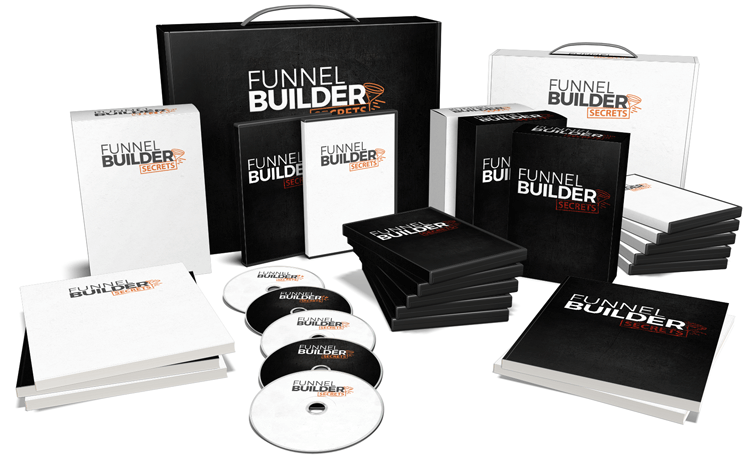 funnel builder secrets masterclass - sales funnel course