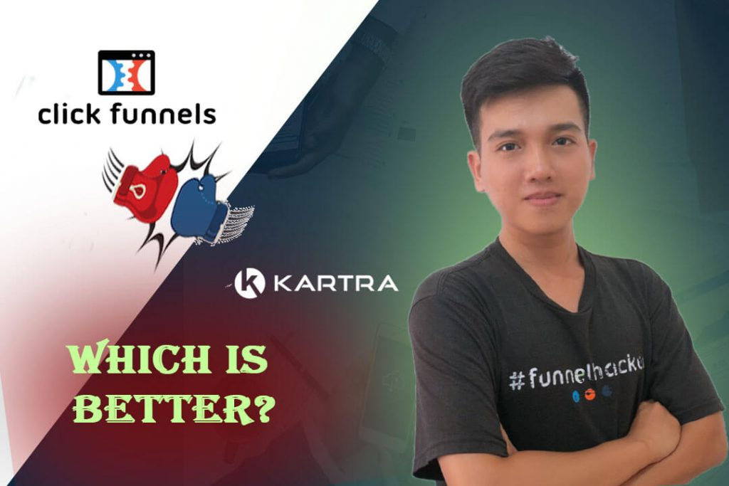 Clickfunnels vs kartra - which is better