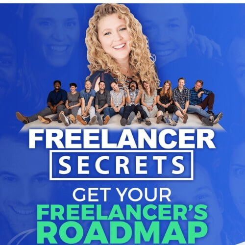 Freelancer secrets Julie