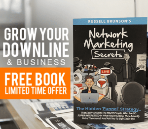 Network marketing secrets banner