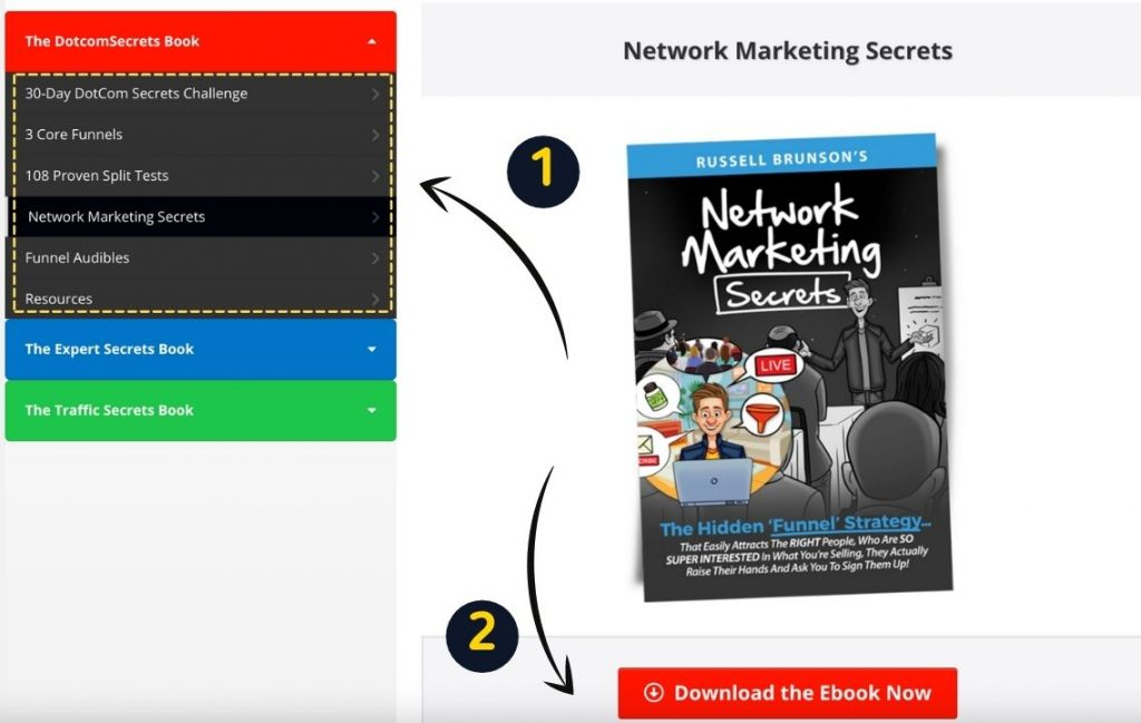 Network marketing secrets pdf