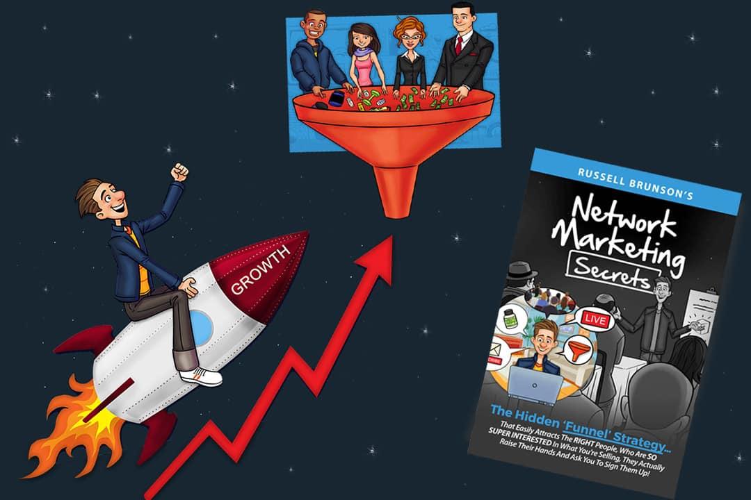 Russell Brunson Network Marketing secrets