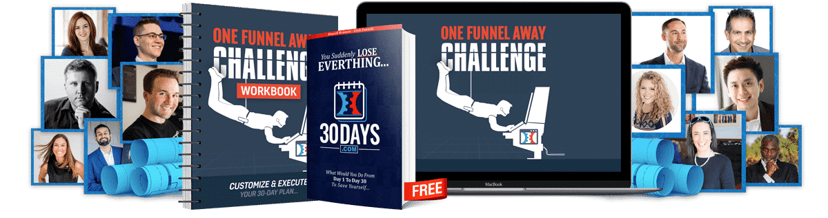 one funnel away challenge - sales funnel training