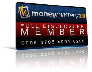 K money mastery 2.0 full disclosure membership