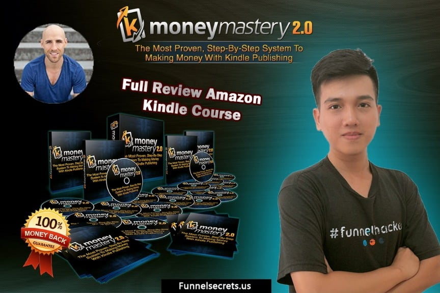 K money mastery review stefan james