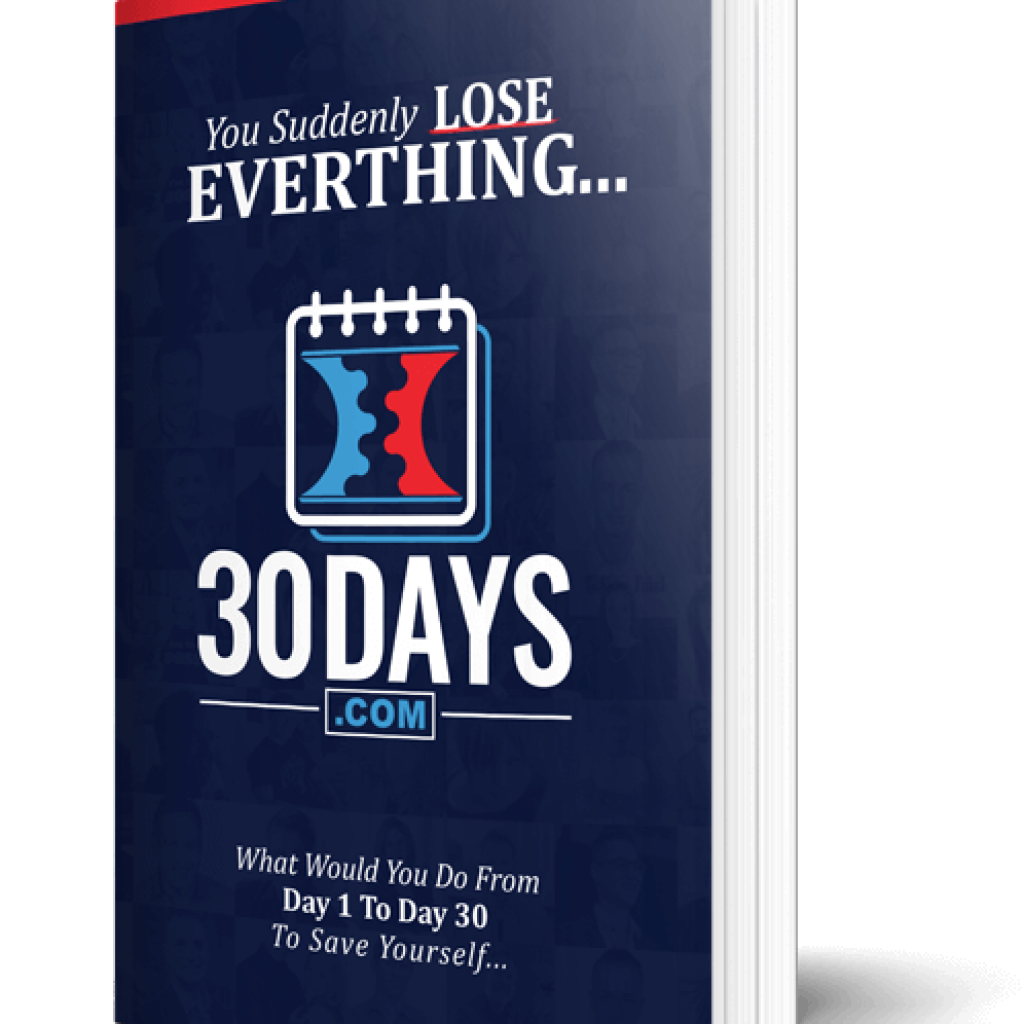Russell Brunson 30 days book hard cover