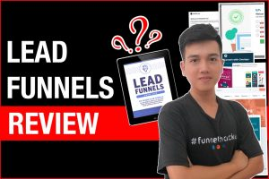 lead funnels review russell brunson